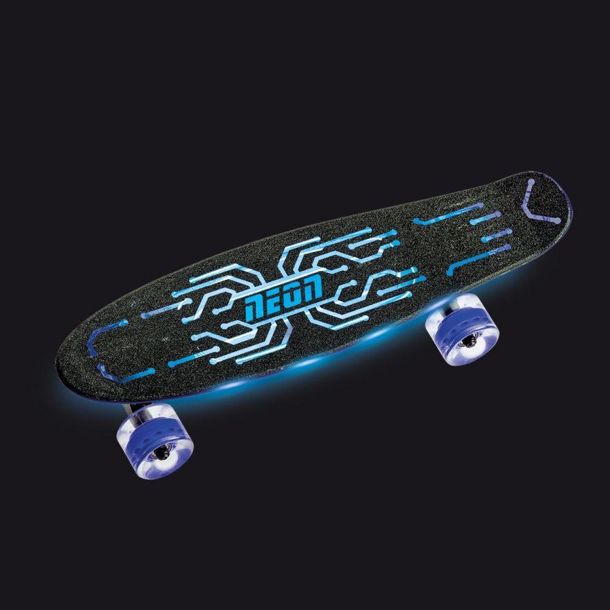 Neon Hype Board Blau