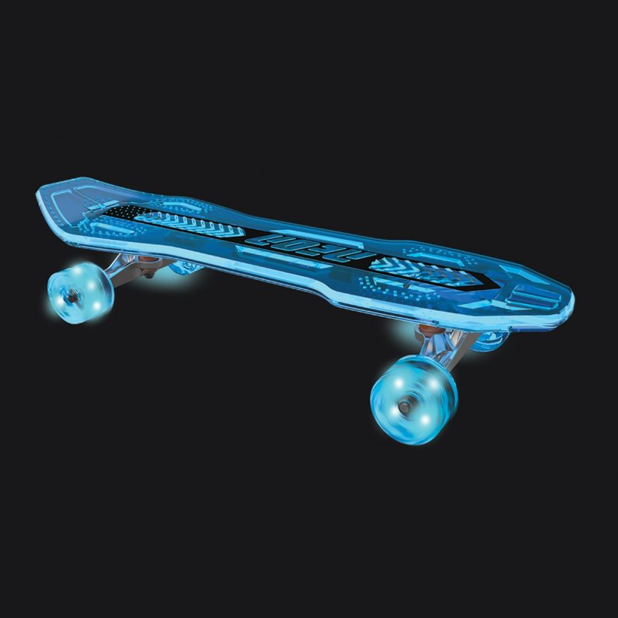 Neon Cruzer Board Blue