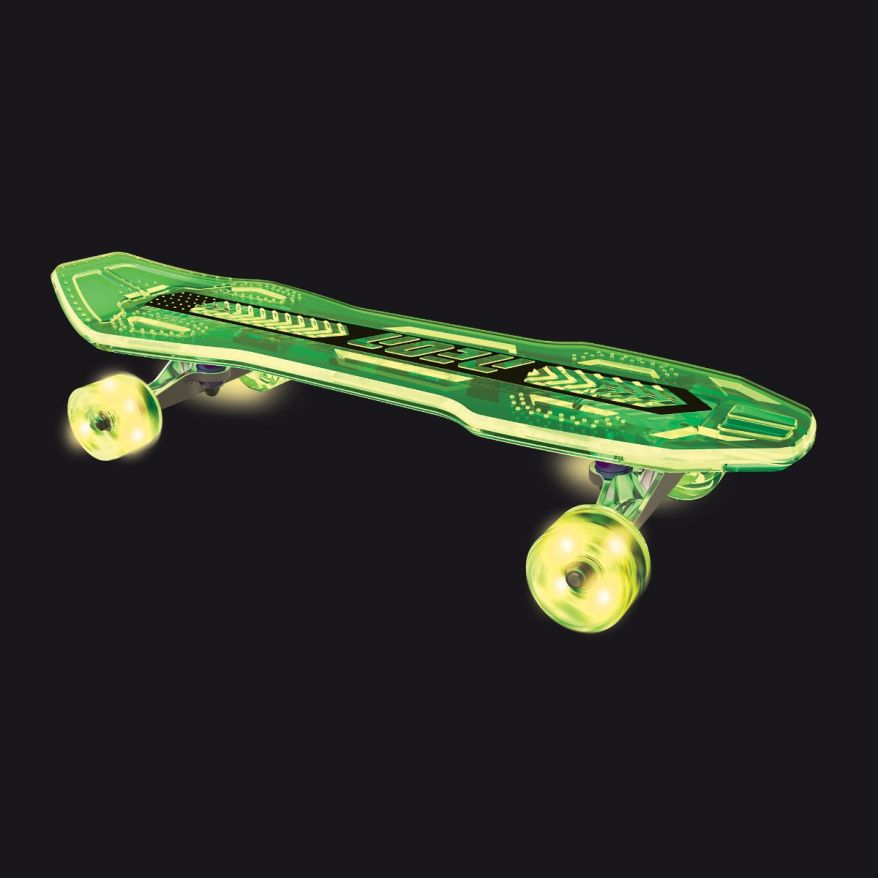 Neon Cruzer Board Green