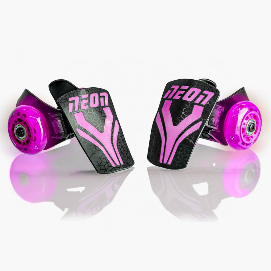 Neon Street Rollers - Pink